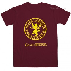 House Lanister Game of Thrones T-Shirt