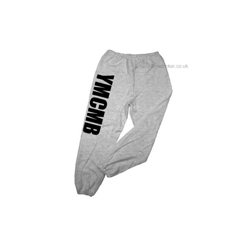 Ymcmb Sweatpants YMCMB Grey Sweatpants