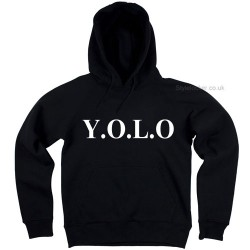 Drake Yolo You Only Live Once Hoodie