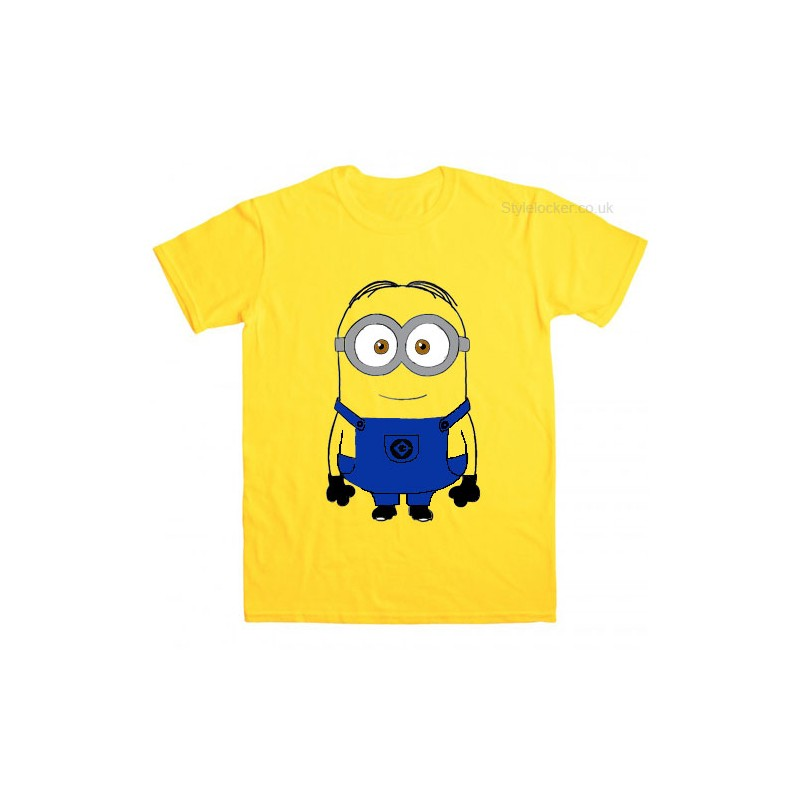 minion dave t shirt. Black Bedroom Furniture Sets. Home Design Ideas