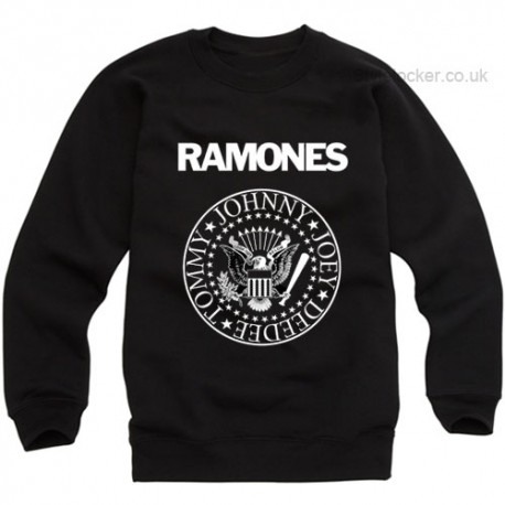 Shop Ramones Sweatshirts & Hoodies from CafePress. The best selection of soft fleece Hoodies & Crew Neck Sweatshirts for Men, Women and Kids. Free Returns High Quality Printing Fast Shipping. Shop Ramones Sweatshirts & Hoodies from CafePress. The best selection of soft fleece Hoodies & Crew Neck Sweatshirts for Men, Women and Kids.
