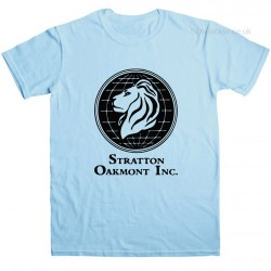 Stratton Oakmont Wolf of Wall Street T-Shirt