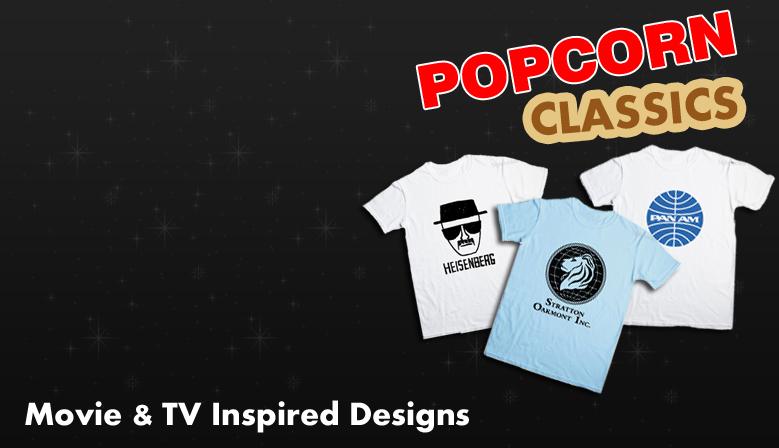 Movie & TV Designs