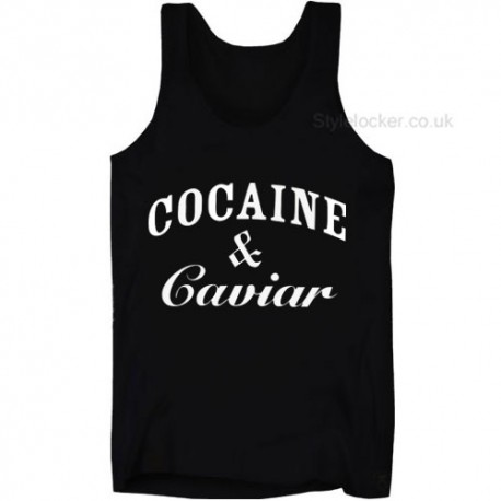 Cocaine and Caviar Vest