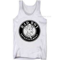 Bad Boy Entertainment Records Diddy Vest
