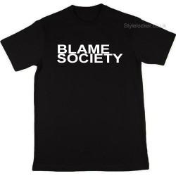 Blame Society Jay-Z T-Shirt