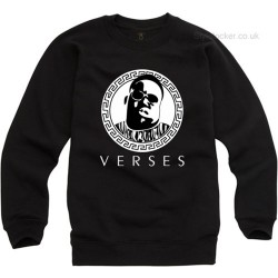 Biggie Smalls Verses Sweatshirt
