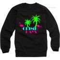 Crime Pays Vice City Sweatshirt
