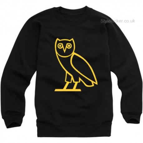 Octobers Very Own OVO Owl Drake Sweatshirt