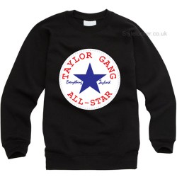 Taylor Gang All Star Everything Taylored Sweatshirt