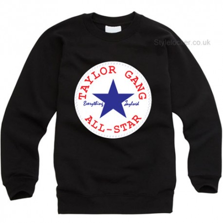 Taylor Gang All Star Everything Taylored Sweatshirt