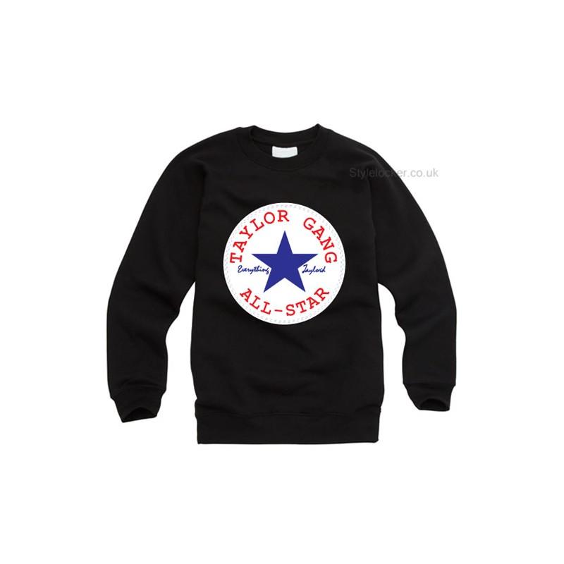 all star hoodie