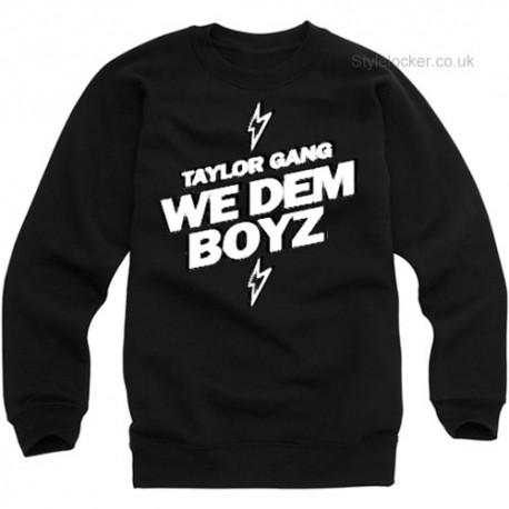 Taylor Gang We Dem Boyz Sweatshirt