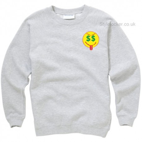 Taylor Gang Smiley Face Sweatshirt