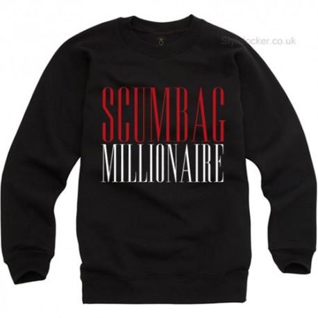 Scumbag Millionaire Scarface Sweatshirt