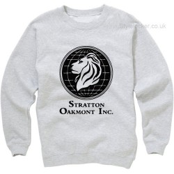 Stratton Oakmont Wolf of Wall Street Sweatshirt