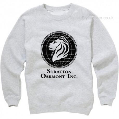 Stratton Oakmont Wolf of Wall Street Sweatshirt