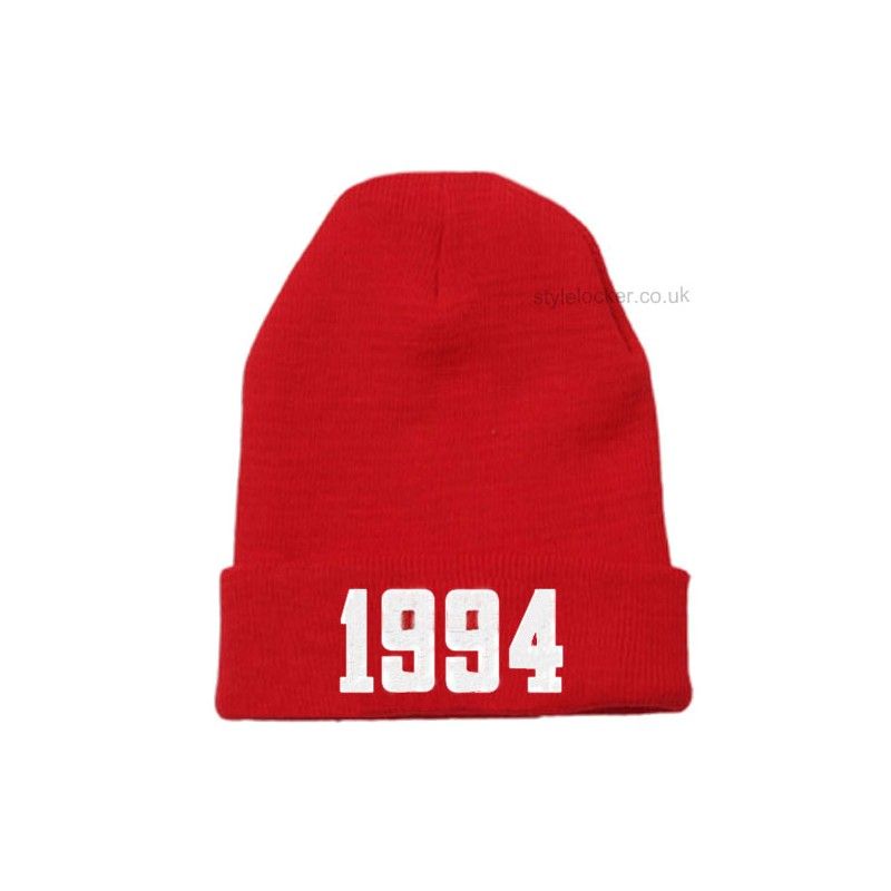 Boy Better Know Hat: 1994 Beanie Hat Worn By Justin Bieber