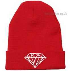 Diamond Beanie hat