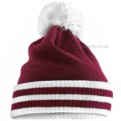 Varsity Stripes Beanie Hat