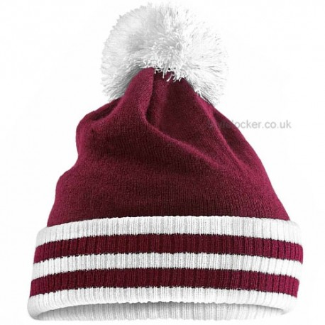 Varsity Stripes Beanie Hat