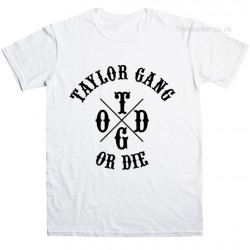 Taylor Gang Or Die TGOD T-Shirt
