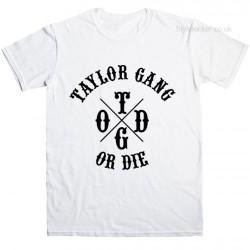 Taylor Gang Or Die TGOD T-Shirt