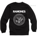 Ramones Seal Logo Crewneck Sweatshirt