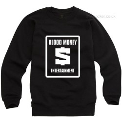 The Game Blood Money Entertainment Sweatshirt