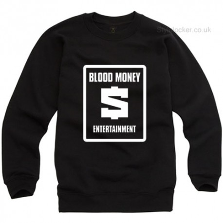 The Game Blood Money Entertainment Sweatshirt