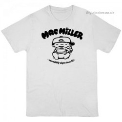 Mac Miller T-Shirt Incredibly Dope Since 1992