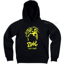 Tupac 2PAC Hoodie