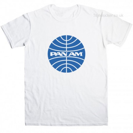 Pan Am Airlines Catch Me If You Can T-Shirt