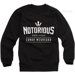 Conor Mcgregor Notorious Sweatshirt