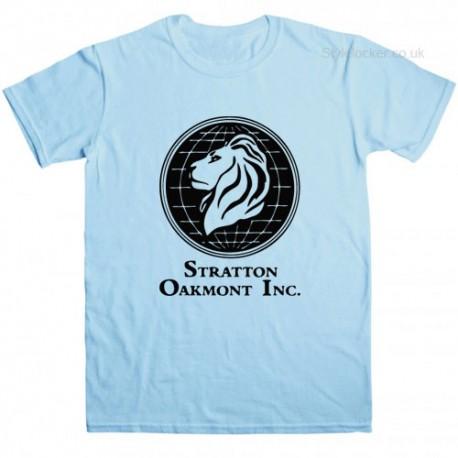 Stratton Oakmont Wolf of Wall Street T-Shirt