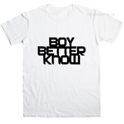 Boy Better Know T Shirt