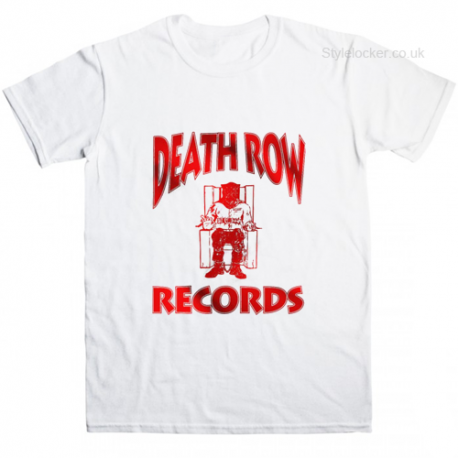 Death Row Records T Shirt