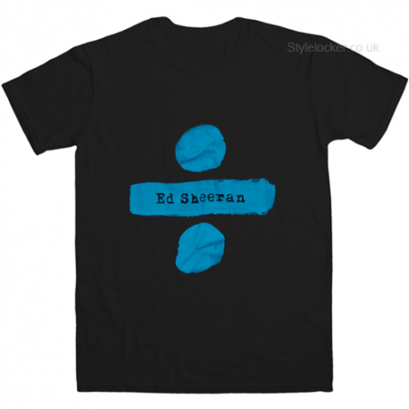 Ed Sheeran Divide T Shirt