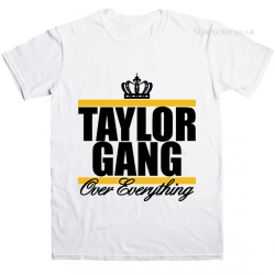 Taylor Gang Over Everything T Shirt