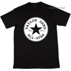 Taylor Gang All Star Paper Planes T-Shirt