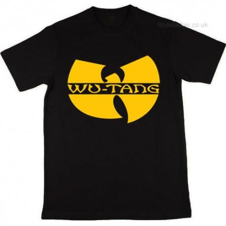 Wu-Tang Clan Logo T-Shirt