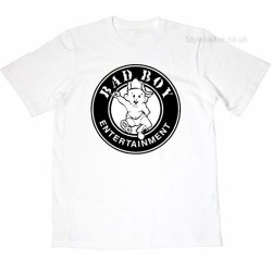Bad Boy Entertainment Records Diddy T-Shirt