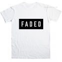 Alan Walker Faded Logo T Shirt