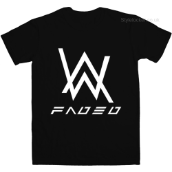 Alan Walker Faded T Shirt