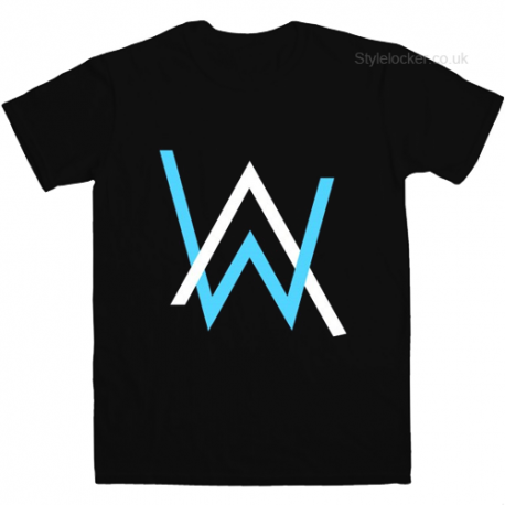 Alan Walker AW T Shirt