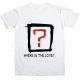 Where is the Love T Shirt