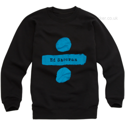 Ed Sheeran Divide Sweatshirt