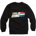 Taylor Gang Stripes Sweatshirt