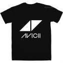 AVICII Logo T Shirt
