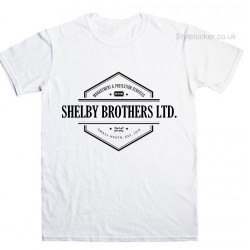 Peaky Blinders Shelby Brothers Ltd T Shirt